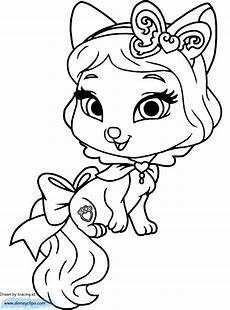 Ausmalbilder Prinzessin Hund Princess Palace Pets Coloring Pages Coloring Home