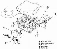 book repair manual 1997 ford probe parking system repair guides anti lock brake system abs relay autozone com