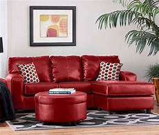 rote wohnzimmer sofas zimmer sofa dekor inspiration