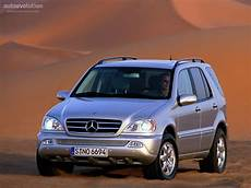 mercedes ml klasse w163 2001 2002 2003 2004