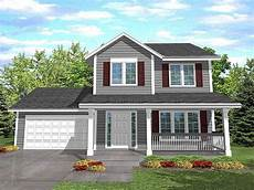 simple two storey house with 2 story house plan 016h 0003 outside not floor plan