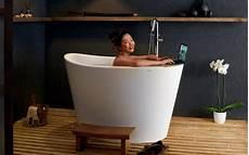 baignoire japonaise aquatica true ofuro heated japanese soaking tub usa version