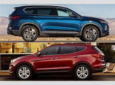 2019 Hyundai Tucson Vs Santa Fe   Hyundai Cars Review