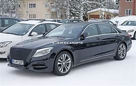 Facelifted Mercedes Benz S Class Said To Come Next March