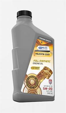 5w20 oil sds miles lubricants