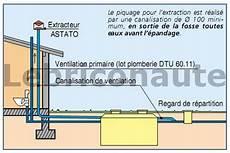 Fosse Septique Aeration Soucis D 39 A Ration De Fosse