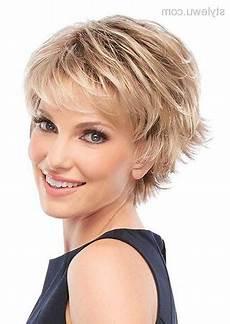 2019 latest short hair style for women over 50