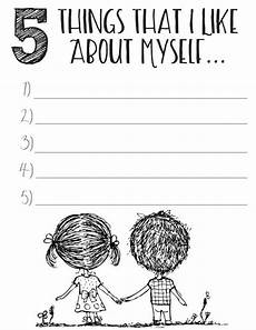 free printable self esteem worksheets social work pinterest self esteem worksheets self