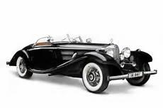 1936 Mercedes 540 K Krieger Special Roadster