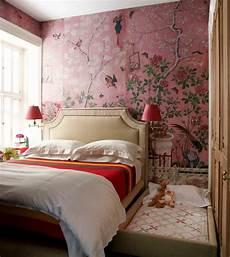 Rosa Tapeten Schlafzimmer - wohnungseinrichtung ideen schlafzimmer tapete japanisch