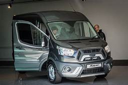 Guy Martin Proper Edition Ford Transit – New Limited