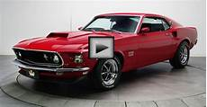 candy apple 1969 ford mustang boss 429 cars