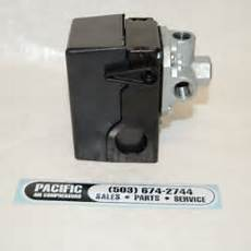 37005907 ingersoll rand pressure switch w off lever factory air compressor parts