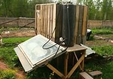 construire une solaire avec des palettes powered