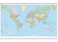 carte du monde fnac monde politique carte murale 1 23000000 broch 233