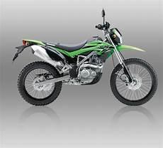 Warna Motor Trail Keren by Kawasaki Klx 150 2015 Motor Trail Keren Dengan Suspensi
