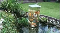 construire un bassin à poisson comment faire une tour 224 poissons avec un aquarium invers 233