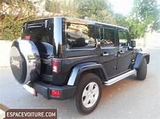jeep wrangler occasion pas cher voiture d occasion jeep le monde de l auto