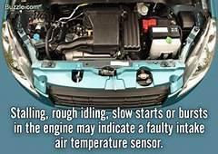Symptoms Of A Bad Intake Air Temperature IAT Sensor