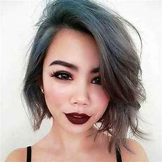 asymmetrical bob weave hairstyles 23 beautiful short straight hairstyles to look elegant in minutes
