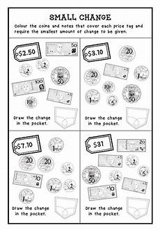 money worksheets change from 5 2100 australian money worksheets higher order thinking hots grade 3 and 4 money worksheets