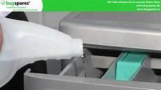 waschmaschine einspülkammer reinigen anleitung stinkende waschmaschine reinigen