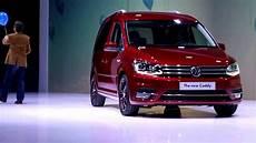 New Volkswagen Caddy 2015