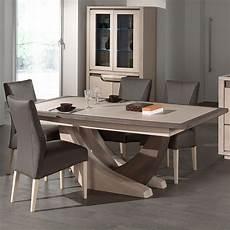 Table Bois Salle A Manger Avec Rallonge Table Moderne