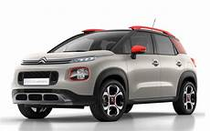 The New Citroen C3 Aircross Suv Takes A Bow