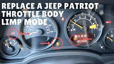 electronic throttle control 2007 jeep patriot navigation system chrysler jeep patriot throttle body install limp mode youtube