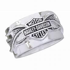 harley davidson men s sterling silver flame ring new ebay
