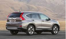 2015 Honda Cr V Revealed With More Torque More Tech And