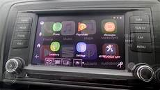 mirrorlink app for android apple carplay mirrorlink and android auto demo the car