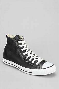 converse chuck all hightop mens leather
