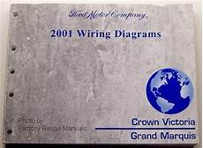 vehicle repair manual 2001 mercury grand marquis navigation system 2001 ford crown victoria mercury grand marquis electrical wiring diagrams