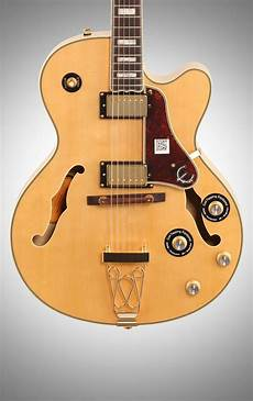 ii guitars epiphone joe pass emperor ii pro electric guitar