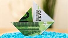 money origami sailboat how to fold money into a ship