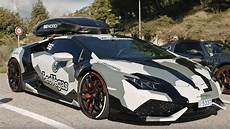 Jon Olsson Lamborghini - jon olsson shows his camouflaged 800 hp lamborghini