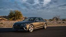 first review 2020 audi s4 outruns expectations