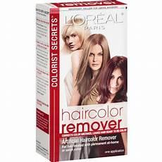 L Oreal Paris Colorist Secrets Haircolor Remover Walmart Com