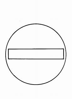 verkehrszeichen zum ausmalen verkehrssignale
