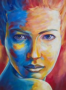 pinterest complementary colors portrait painting google