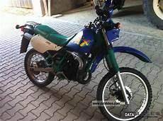 1997 Kawasaki Kmx125 Moto Zombdrive