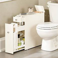small bathroom cabinets ideas this narrow stylized bath cabinet is thin enough to fit in that small space between the toilet