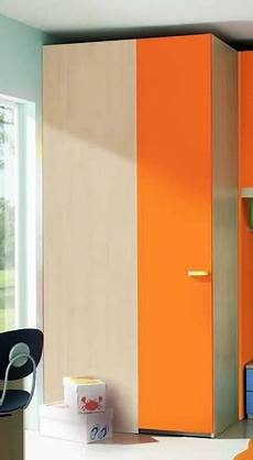 armadi colorati per camerette cabina armadio 1 anta altezza maxi h 259 5 cm vari colori