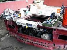 Vw T3 Motorumbau - vw bulli t3 pritsche mit ky turbo erster testlauf nach dem