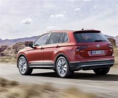 2016 Volkswagen Vw Tiguan Release Date Review And Redesign