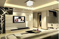lcd panel designs furniture living room indian home combo
