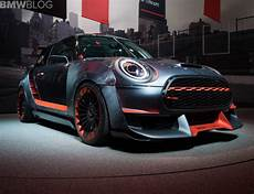 Mini Cooper Cooper Works - the mini cooper works gp concept for the few
