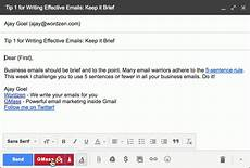 how to send an introductory series of emails from your gmail account